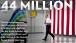 44 million