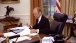President Gerald R. Ford in the Oval Office.