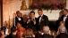 President Obama And President Hu of China Toast