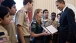 President Barack Obama Meets Boy Scouts of America