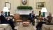 President Barack Obama Meets With Secretary Clinton