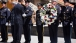 President Obama Greets Members of the NYPD and FDNY