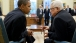 President Barack Obama Meets With President Mahmoud Abbas