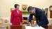 President Barack Obama Meets With Elena Kagan