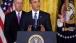 President Obama speaks at a Violence Against Women Awareness Event