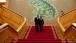 President Obama Walks with President Myung-bak