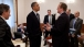 President Obama Talks with Robert Gibbs