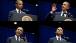 President Obama Addresses the Memorial Service