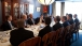 Vice President Joe Biden Has Lunch with American Business Leaders in Moscow