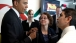 President Barack Obama at Univision Radio