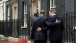 British Prime Minister David Cameron Welcomes President Barack Obama