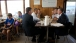 President Obama Has Breakfast with Iowa Small Business Owners