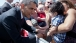 President Barack Obama Greets Supporters In Reno