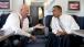 Sen. Patrick Leah Talks With President Barack Obama