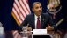 President Obama Participates In A Roundtable