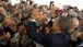 President Obama Greets Troops At Fort Bliss