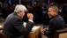 President Barack Obama Jokes With Host Jay Leno