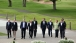 President Obama With Leaders At The G8 Summit
