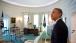 President Obama Views the LBJ Oval Office