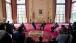 Secretary Clinton Visits With Uganda President Museveni