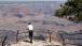 President Barack Obama at the Grand Canyon