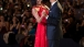 President Barack Obama Dances with First Lady Michelle Obama
