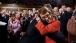 President Barack Obama Hugs Rep. Gabrielle Giffords