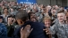 President Obama Greets Crowd at Buckley Air Force Base