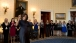 First Lady Michelle Obama greets Counselor of the Year Finalists