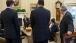 President Barack Obama Meets With Senior Advisors