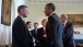 President Obama Talks with Council of Economic Advisers Chair Krueger