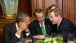 President Obama, Taoiseach Kenny of Ireland, and House Speaker Boehner