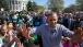President Obama Greets Children at the Easter Egg Roll