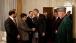 President Barack Obama Greets Members Of The Afghan Delegation
