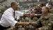 President Obama Greets Troops 1
