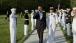 President Obama Departs Camp David