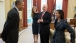 President Obama talks with Power, Donilon and Rice in the Oval Office