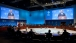 President Felipe Calderón Of Mexico Delivers Remarks