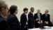 President Barack Obama Talks With Eurozone Leaders