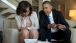 President Obama and First Lady Michelle Obama Talk on the Phone with Graca Machel