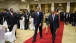 President Obama and First Lady Michelle Obama Attend an Official Dinner Hosted by President Jacob Zuma of South Africa