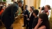 President Obama Greets Young Reporters At The Kids' State Dinner