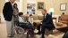President Obama Visits With Make-A-Wish Child Suhail Zaveri
