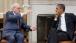 President Obama Meets with Warren Buffett in the Oval Office
