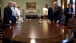 President Obama and Vice President Biden meet with Congressional Leaders in the Cabinet Room