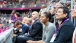 First Lady Michelle Obama Watches the USA Basketball Game