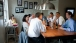 President Obama and Advisors Have Lunch at Good Stuff Eatery