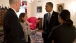 President Obama Briefed By Lisa Monaco
