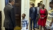 President Obama meets 4-year-old Malik Hall