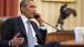 President Obama Talks with Iraqi Prime Minister Haider al-Abadi